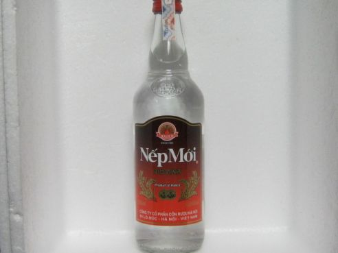 Nep Moi, vietnamesischer Vodka, Alk. 40,0%  Vol., 700ml